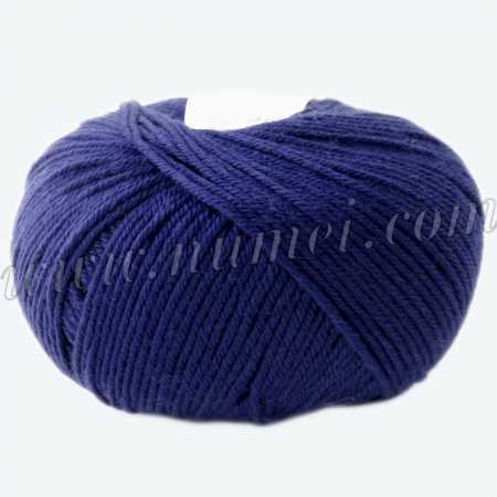 Berlini Merino Velvet Sock 470 Navy - 50g Ball