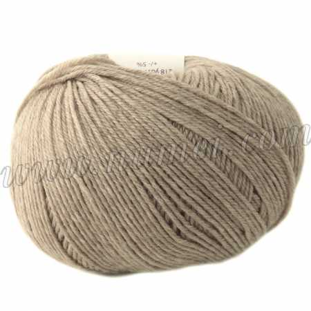 Berlini Merino Velvet Sock O3 Oyster - 50g Ball