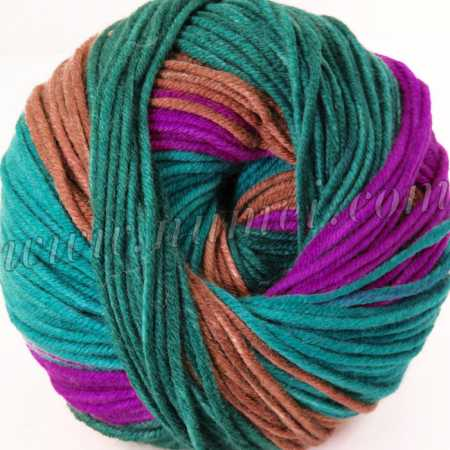 Berlini Merino Velvet Worsted 104 Spruce - 100g Ball