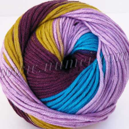 Berlini Merino Velvet Worsted 105 Masquerade - 100g Ball