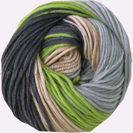 Berlini Merino Velvet Worsted 107 Lily Pad - 100g Ball