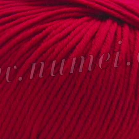 Berlini Merino Velvet Worsted 118 Red