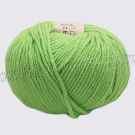 Berlini Merino Velvet Worsted 129 Pistachio - 100g Ball