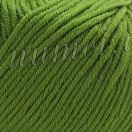 Berlini Merino Velvet Worsted 130 Green Apple
