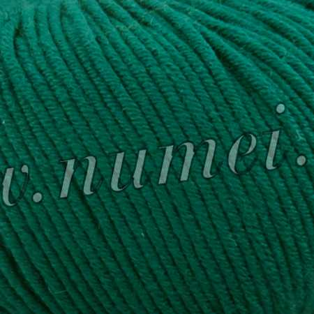 Berlini Merino Velvet Worsted 165 Hunter Green