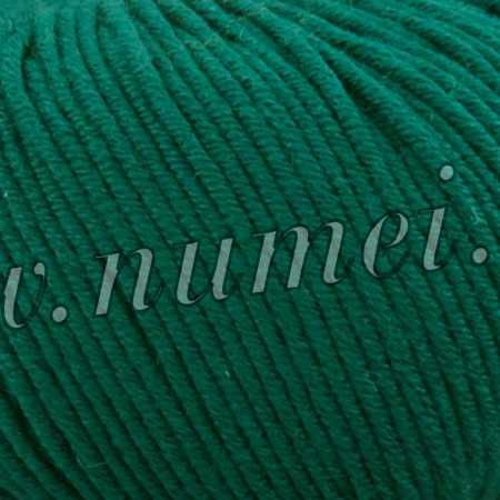 Berlini Merino Velvet Worsted 165 Hunter Green