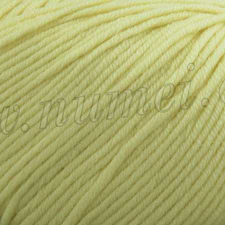 Berlini Merino Velvet Worsted 21 Lemon Cream