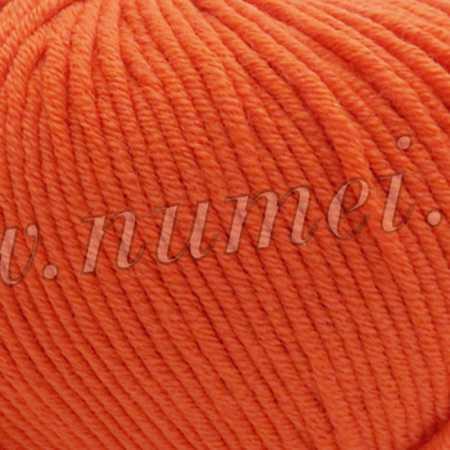 Berlini Merino Velvet Worsted 23 Tangerine