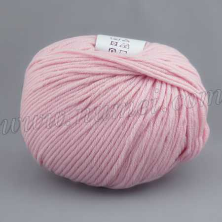 Berlini Merino Velvet Worsted 24 Soft Pink - 100g Ball
