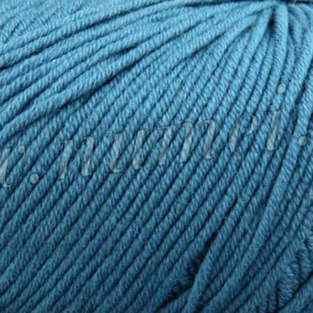 Berlini Merino Velvet Worsted 247 Colonial Blue