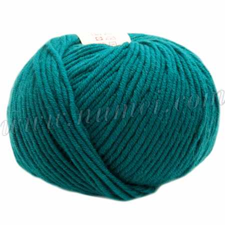 Berlini Merino Velvet Worsted 31 Teal - 100g Ball