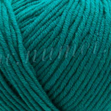 Berlini Merino Velvet Worsted 31 Teal