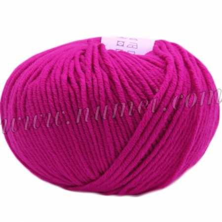 Berlini Merino Velvet Worsted 36 Fuchsia - 100g Ball