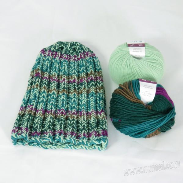 Mixing Yarns