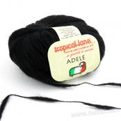 Tropical Lane Adele 155 Black - 50g Ball