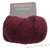 Tropical Lane Contrasto 573 Red Wine - 50g Ball