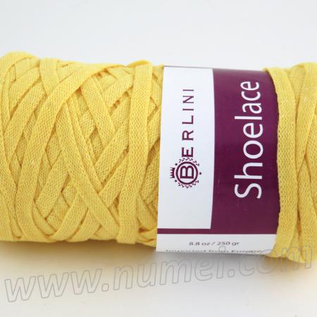 Berlini Shoelace 12 Daffodil - 8.8 oz (250g) Ball