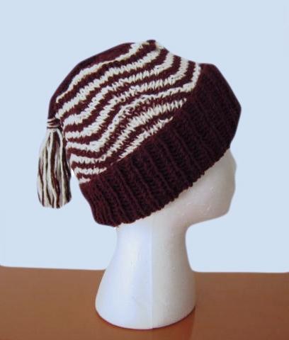 Knitting Pattern: Addison Hat and Scarf Set