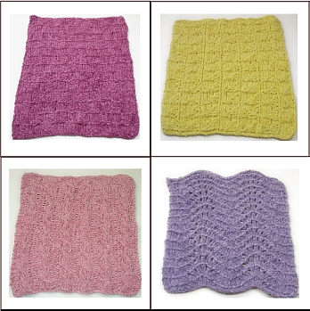 Knitted or Crocheted Washcloths – The Perfect Gift | ImagineMechanix