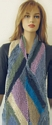 Diagonal Triangle Scarf